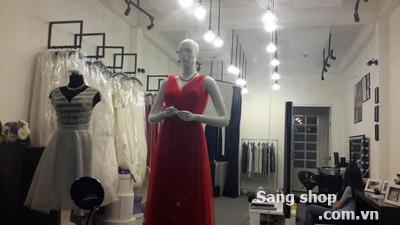 Sang shop  áo cưới quận Phú Nhuận