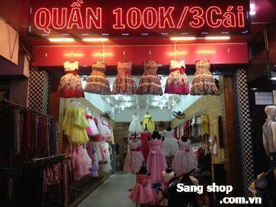 Sang shop + Mặt bằng 77 Nguyễn Trãi, P. 2, Q. 5