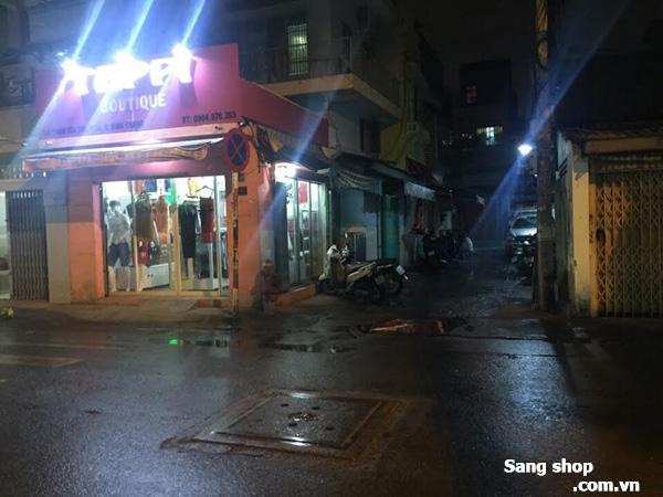 Sang shop 02 mặt tiền số 159 Phan Văn Trị