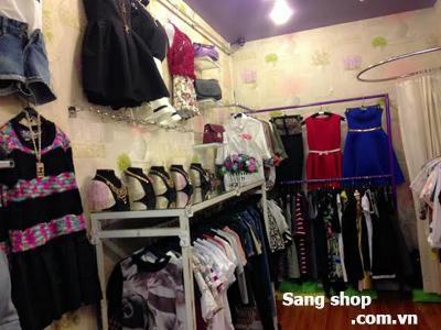 Sang Shop 355 Huỳnh Văn Bánh quận  Phú Nhuận