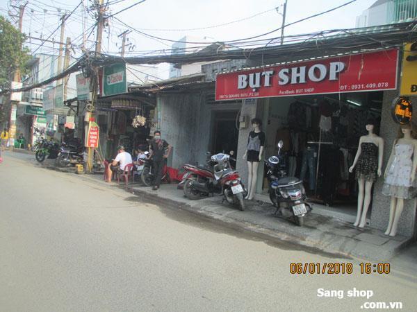 Sang Shop 399 Tạ Quang Bửu, quận 8
