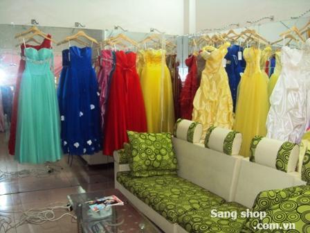 Sang shop áo cưới gấp Phú Nhuận