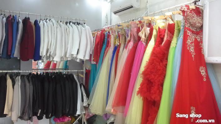 Sang shop áo cưới mặt tiền Tỉnh Lộ 10