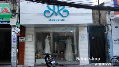 Sang shop áo cưới MT Nguyễn Phi Khanh, P.Tân Định, Q.1