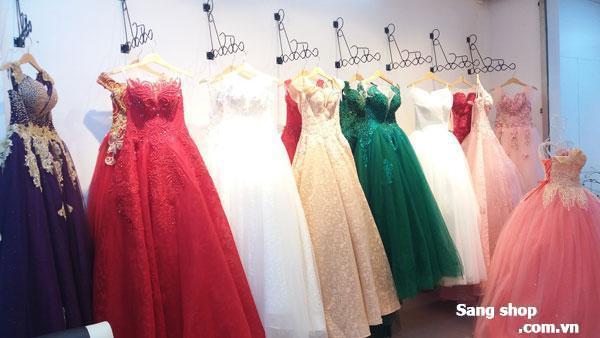Sang shop áo cưới ngay vòng xoay Phú Mỹ Bình Dương