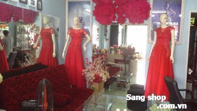 Sang shop áo cưới quận 8
