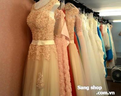 Sang shop áo cưới quận Tân Bình