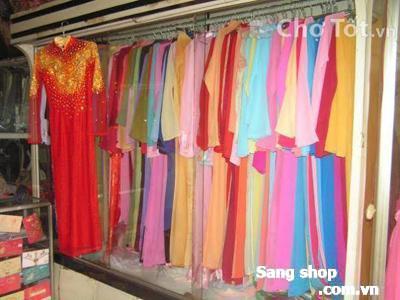 Sang shop áo cưới quận Thủ Đức