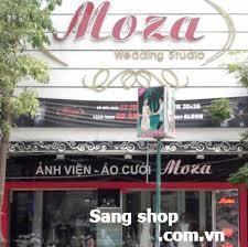 Sang shop áo cưới sang trọng Thụy Khuê, Hà Nội