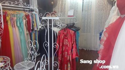 Sang shop áo cưới trung tâm quận 3