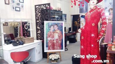 Sang shop áo cưới trung tâm quận 5