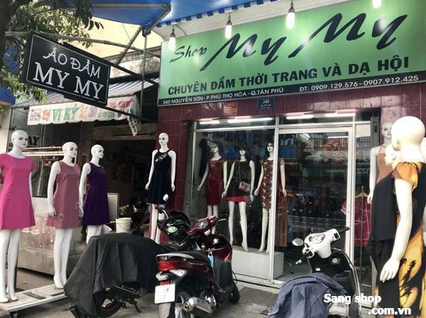 Sang shop áo đầm thời trang quận Tân Phú