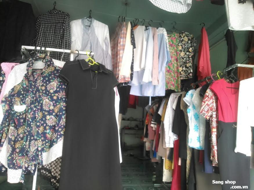 Sang shop áo quần Bình Dương