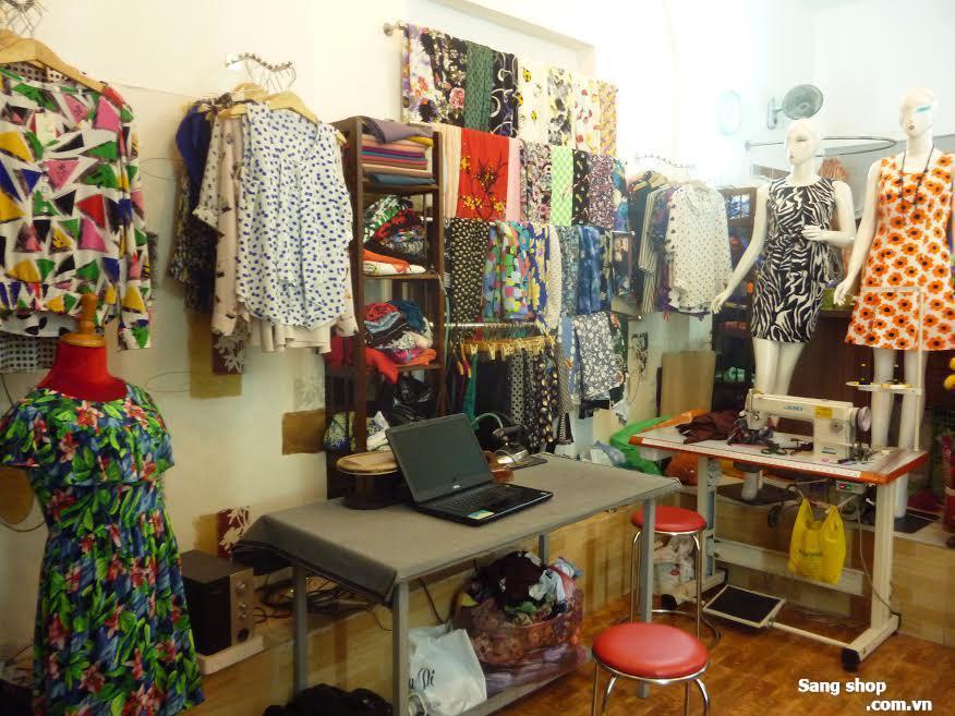 Sang shop bán quần áo và tiệm may Đường nguyễn Thượng Hiền