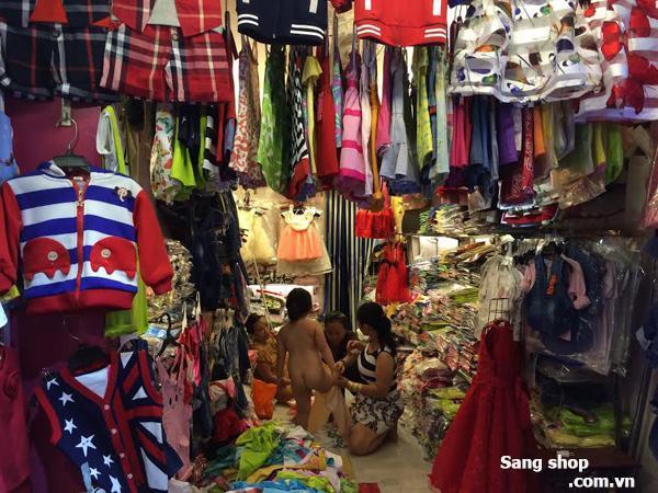 Sang shop bán sỉ và lẻ quần áo trẻ em