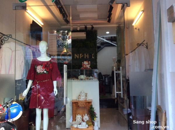 Sang shop cao cấp  trung tâm Quận 1