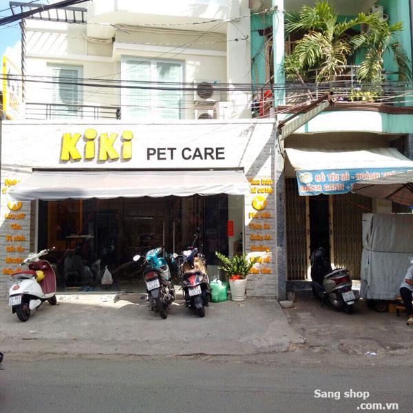 Sang shop chăm sóc thú cưng chuyên chó poodle