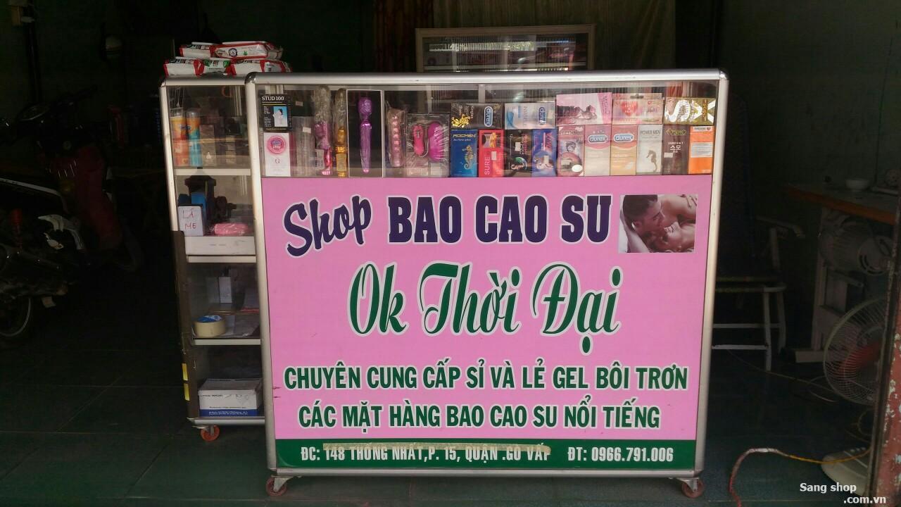 Sang shop cuối đường Lê Văn Khương quận 12