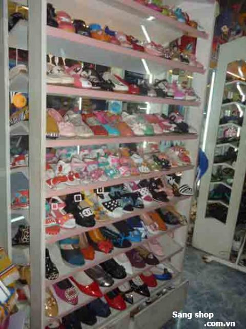 Sang shop Dày dép, Quần áo trẻ em, quận Bình Tân