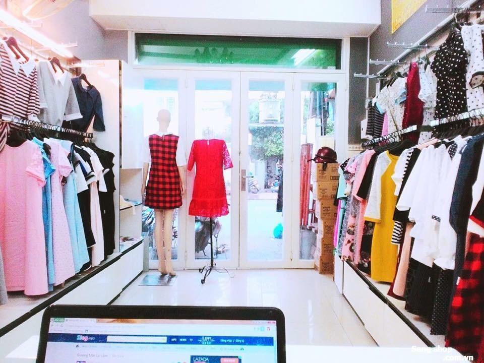 Sang shop quần áo 59 triệu