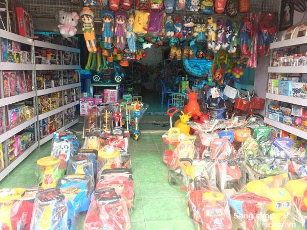 Sang shop đồ chơi quận Thủ Đức