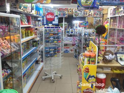 Sang Shop Đồ Chơi Trẻ Em + Kem cuộn + Fast Food