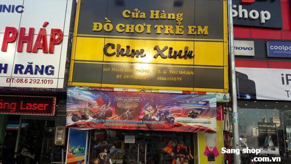Sang shop đồ chơi trẻ em cao cấp quận Phú Nhuận