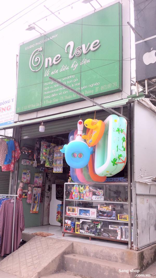 Sang shop đồ chơi trẻ em đường 22 tháng 12, Hòa Lân 2