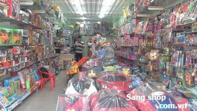 Sang shop đồ chơi trẻ em Mẹ và Bé