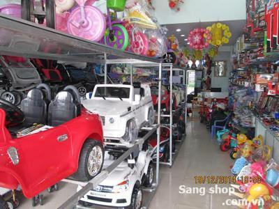 Sang shop đồ chơi trẻ em Mẹ và Bé quận Gò Vấp