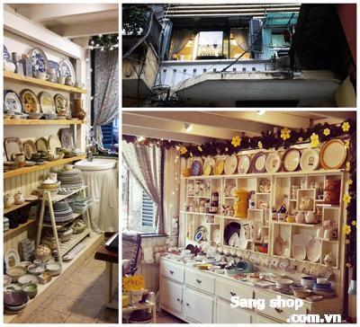 Sang shop đồ gốm - trang trí nội thất Nhật Bản TT quận 3 - 1