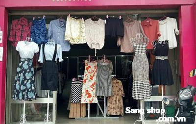 Sang shop quần áo nữ mới mở 1 tuần