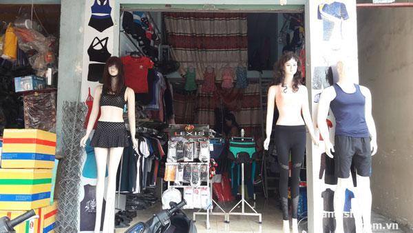 Sang shop đồ thể thao mặt tiền đường Nguyễn Sỹ Sách