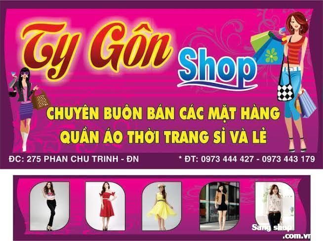 Sang shop đường  Phan Châu Trinh Đà Nẵng