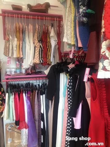 Sang shop đường CMT 8 quận 3