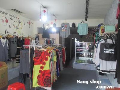 Sang shop đường Hồ Bá kiện quận 10