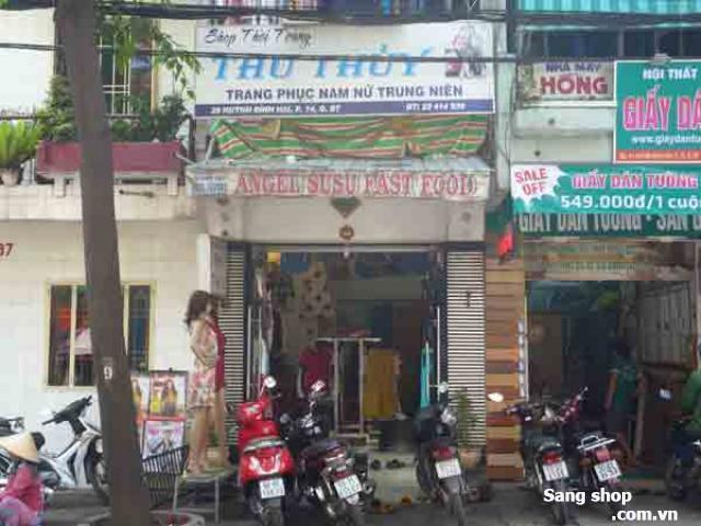 Sang shop đường Huỳnh Đình Hai, quận Bình Thạnh