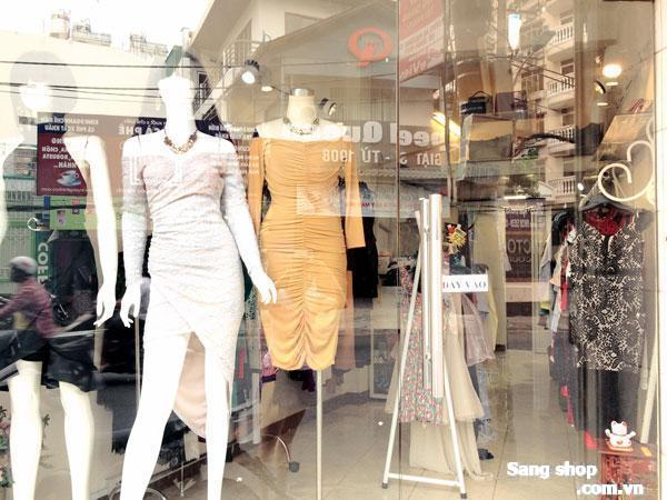 Sang shop đường Huỳnh Văn Bánh