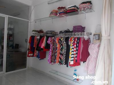 Sang shop đường Lê Văn sỹ