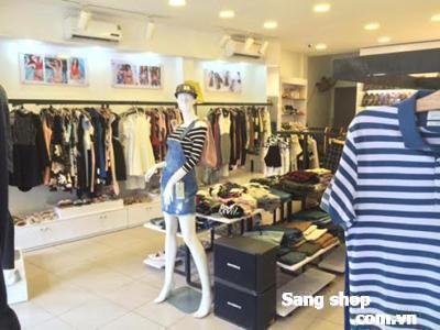 Sang shop đường Lê Văn Sỹ quận 3