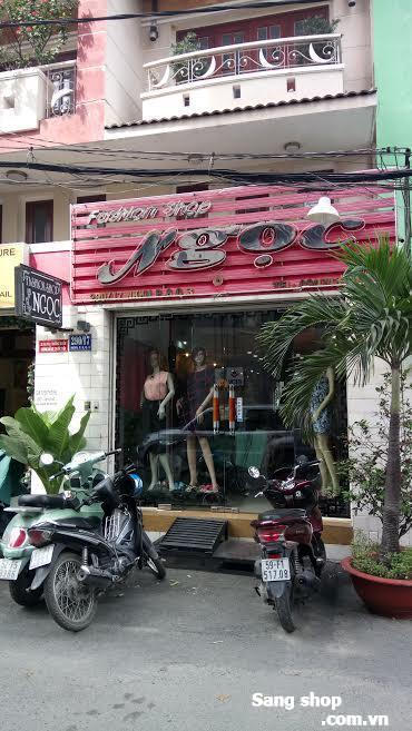Sang shop đường Nam Kỳ Khởi Nghĩa Quận 3