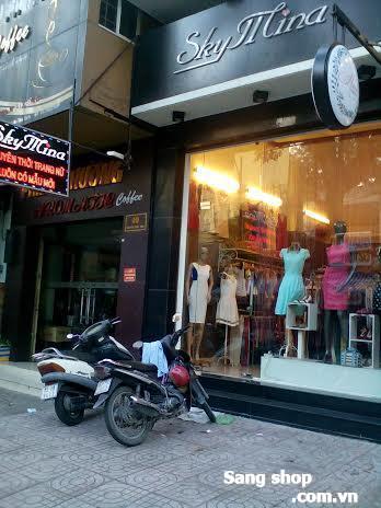 Sang shop đường Nguyễn Thái Bình