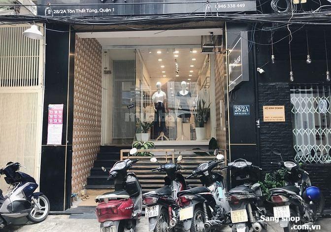 Sang shop đường Nguyễn Trãi, quận 1