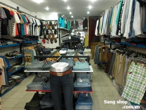 Sang shop đường Quang Trung quận Gò Vấp