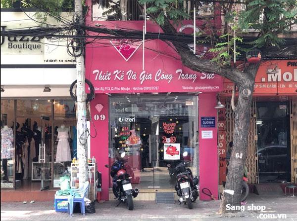 Sang shop giá rẻ Quận Phú Nhuận