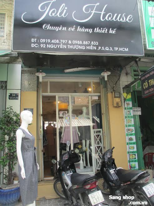 Sang Shop Giá Vốn đường Nguyễn thượng Hiền