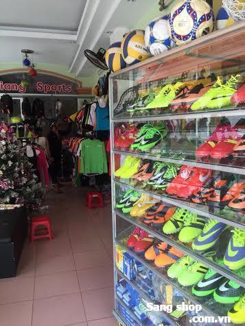 Sang shop giầy + Quần áo + Phụ Kiện thể thao