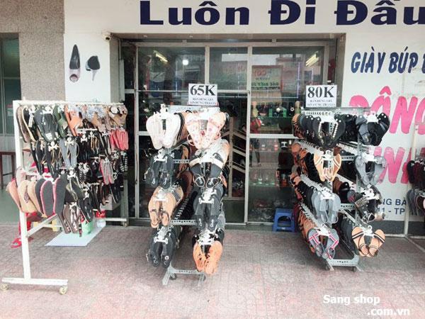 Sang Shop giày búp bê Đông Sinh 2 mặt tiền