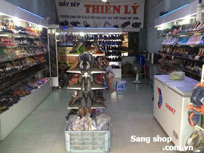Sang shop giày cao cấp, Hương Lộ 2, Quận Bình Tân