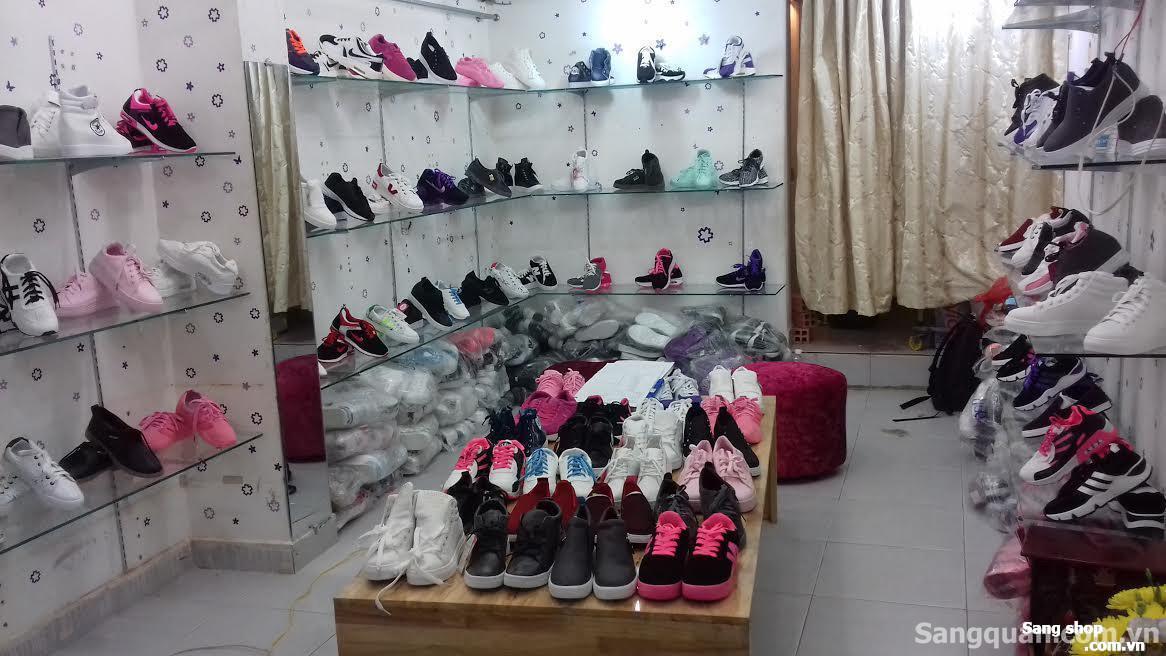Sang shop Giầy chợ  Hạnh Thông Tây